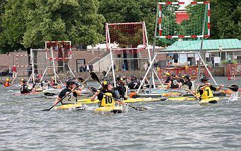Norddeutsche Meisterschaft - Action auf dem Maschsee