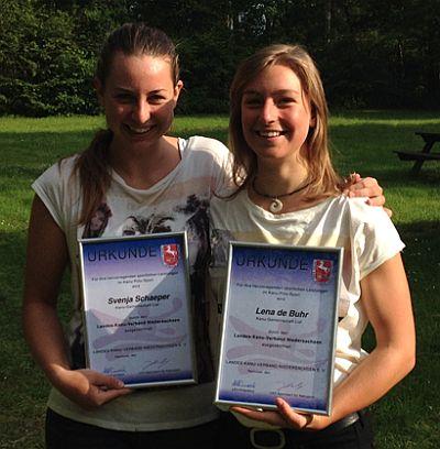 LKV ehrt Mitglieder für hervorragende sportliche Leistungen