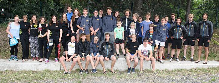 Norddeutsche Meisterschaft im Kanupolo
